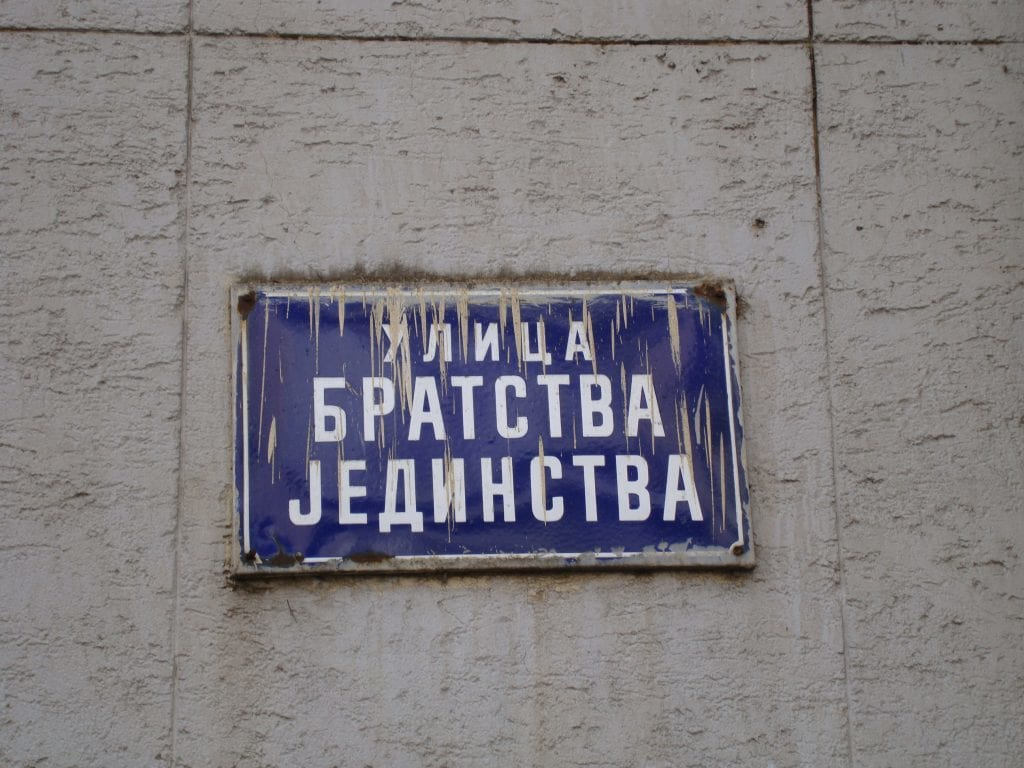 Montenegro - podgorica - rejser