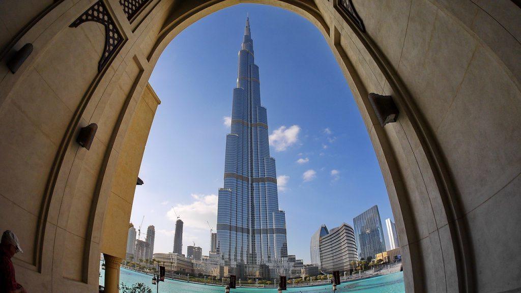 UAE - Dubai, Burj Khalifa