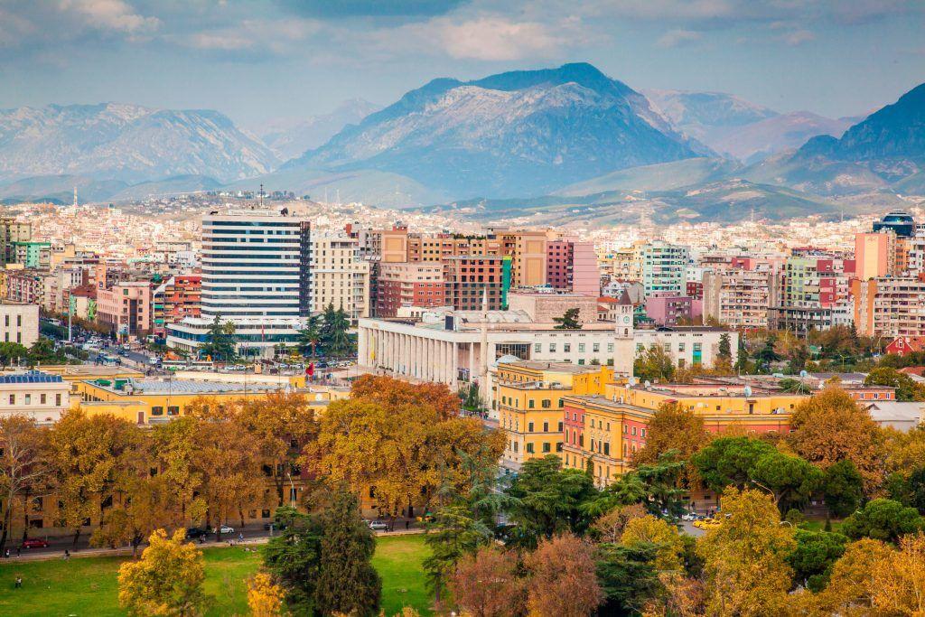 Tirana - Albanien