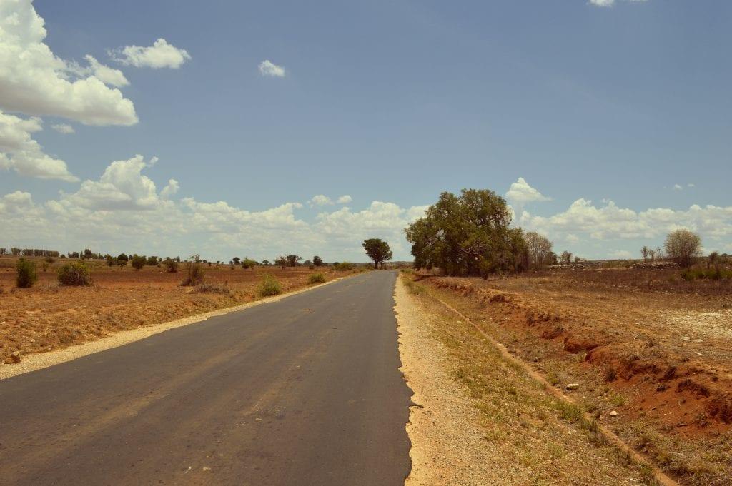 Madagaskar - vej - rejser