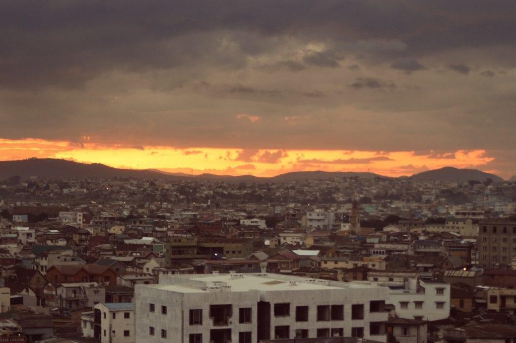 Madagaskar - tana - Antananarivo - rejser