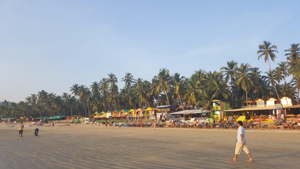 Indien - Goa, Palolem Beach - rejser