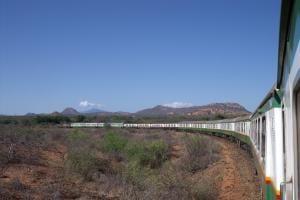 Tog - Kenya - rejser