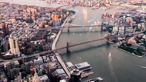 New York, USA, Rejser