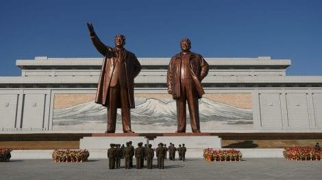 Pyongyang, Nordkorea, Asien, Rejser